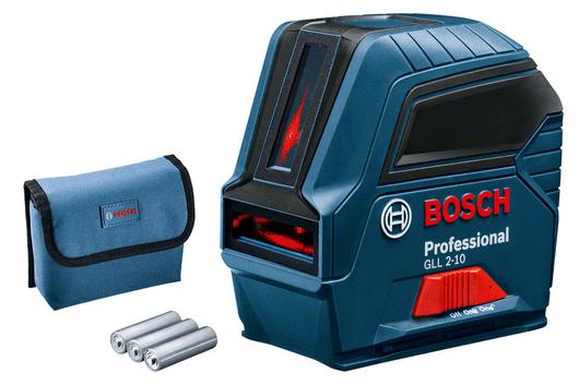 s 3 baterijami (AA), zaščitno torbo
