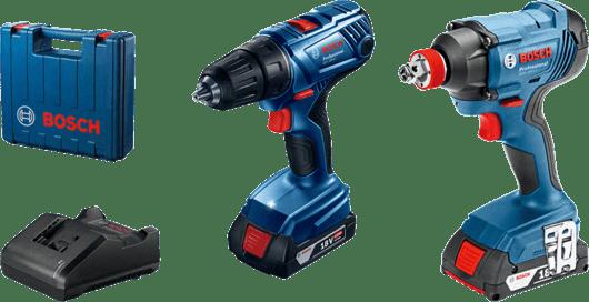 GDX 180-LI + GSR 180-Li 2 x 2,0 А•ч Professional