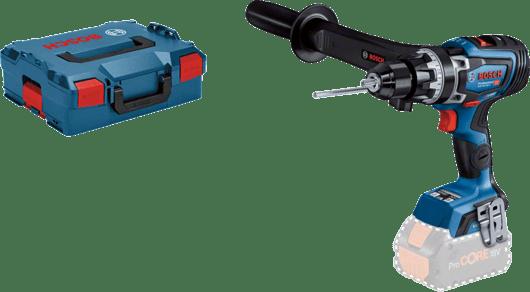 Wiertarko-wkrętarka udarowa GSB 18V-150 C Professional Professional