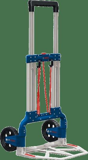 Aluminijast transportni voziček Professional