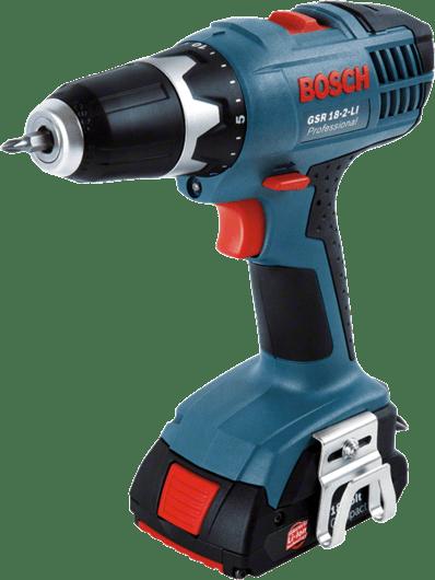 GSR 18-2-LI Professional