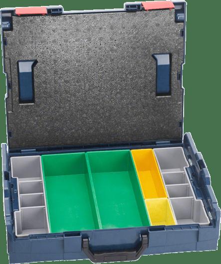 L-BOXX 102, zestaw, 6 szt. Professional