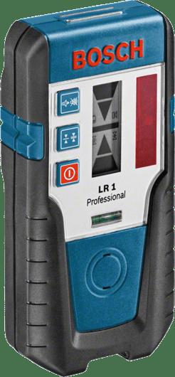 з 1 x батареєю (6LR61), кріпленням (1 608 M00 70F)