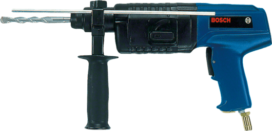 Pneumatic rotary hammer Professional