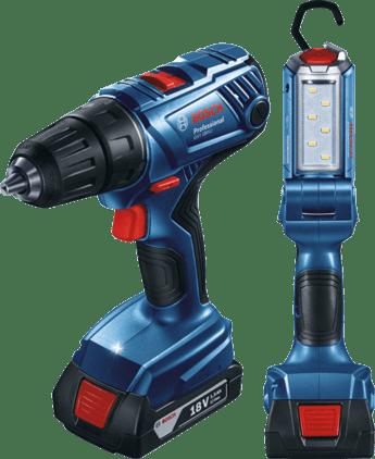 GSR 180-LI + GLI 18V-300 Professional