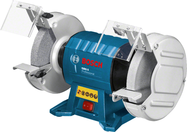 Brilliant Gbg 8 Double Wheeled Bench Grinder Bosch Professional Ncnpc Chair Design For Home Ncnpcorg