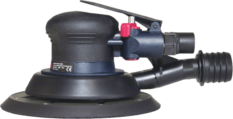 Pneumatic random orbit sander Professional