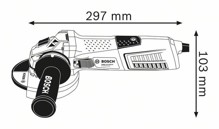 GWS 12-125 CI