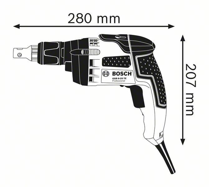 GSR 6-25 TE