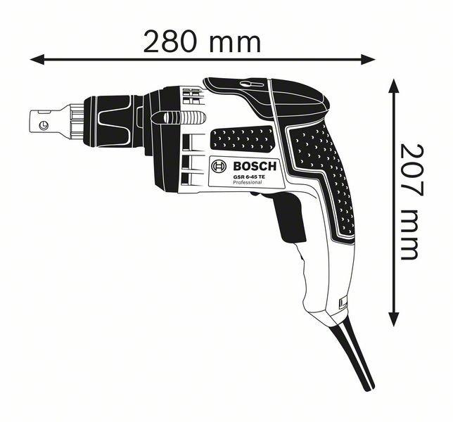 GSR 6-45 TE
