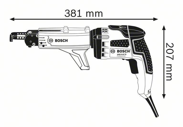GSR 6-45 TE + MA 55