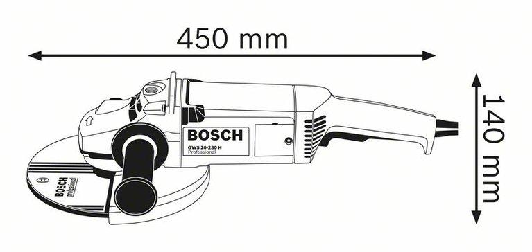 GWS 20-230 H
