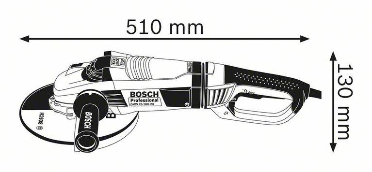 GWS 26-180 LVI