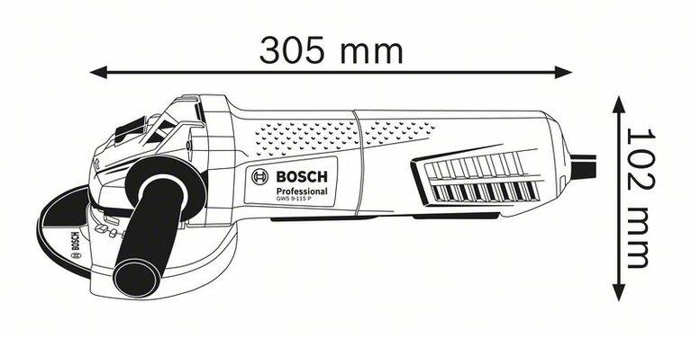 GWS 9-115 P