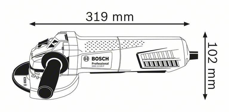 GWS 11-125 P