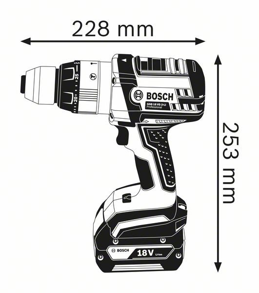 GSB 18 VE-2-LI