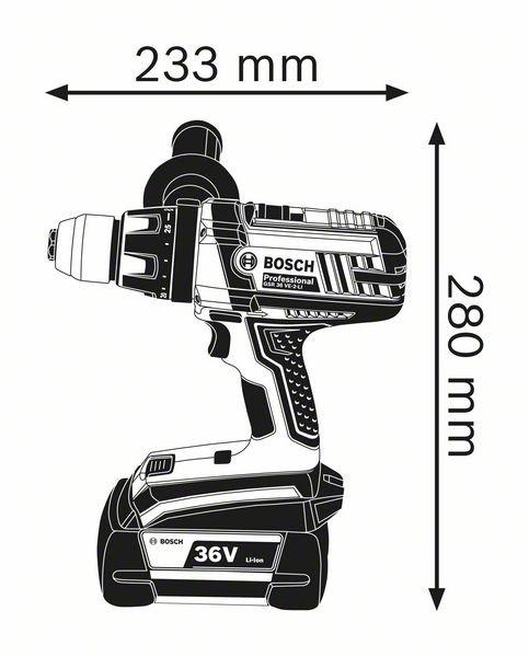 GSR 36 VE-2-LI