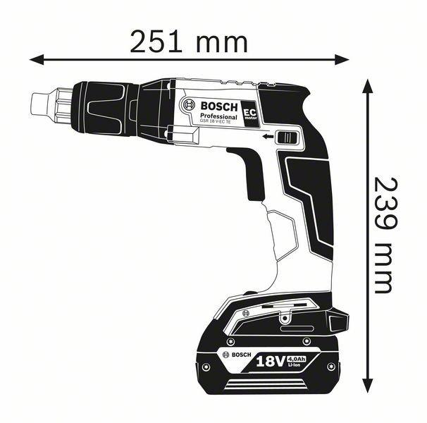 GSR 18V-EC TE