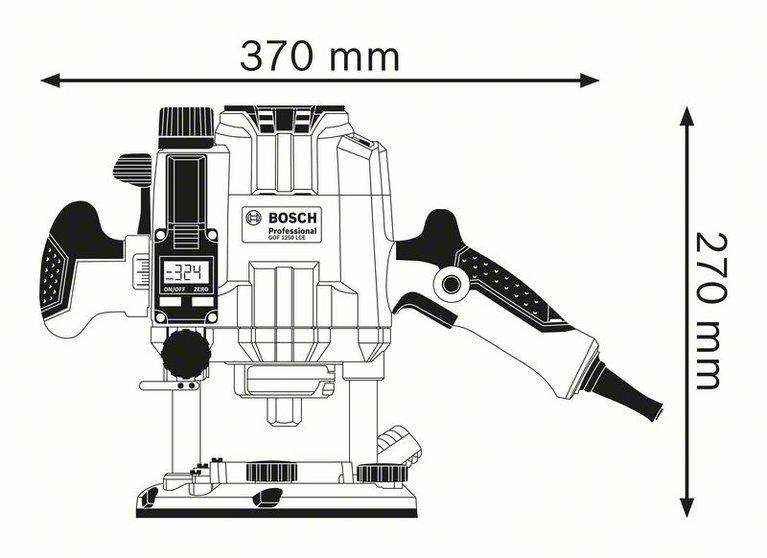 GOF 1250 LCE