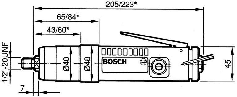 400-watt drill
