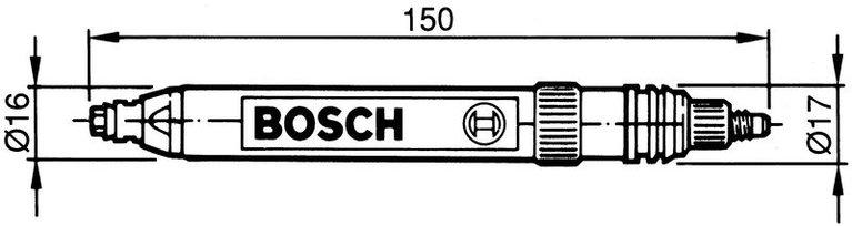 50-watt straight grinder