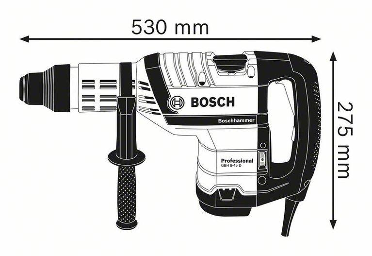 GBH 8-45 D