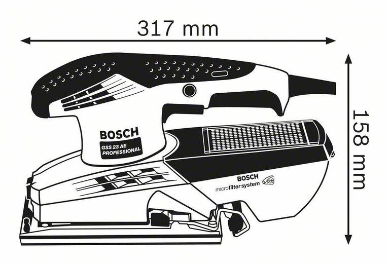GSS 23 AE