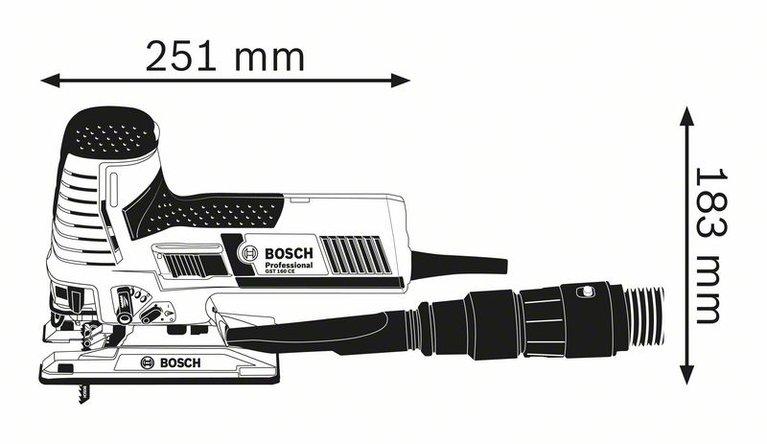 GST 160 CE