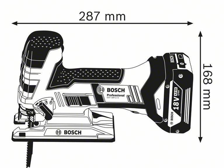 GST 18 V-LI S