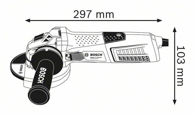 GWS 13-125 CIE