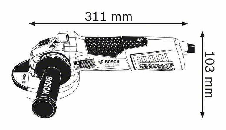 GWS 17-125 CIE
