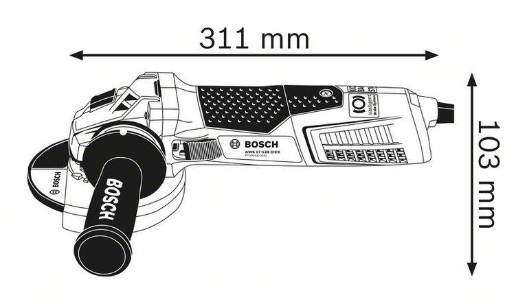 GWS 17-125 CIEX