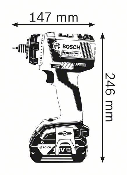 GSR 18V-EC FC2