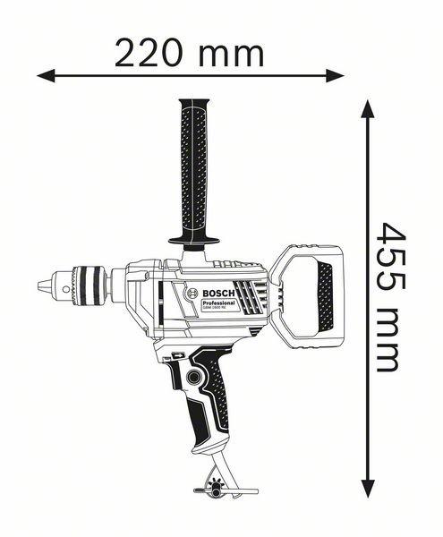 GBM 1600 RE