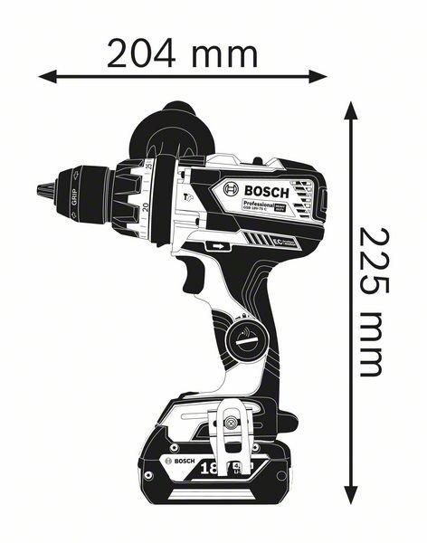 GSB 18V-110 C
