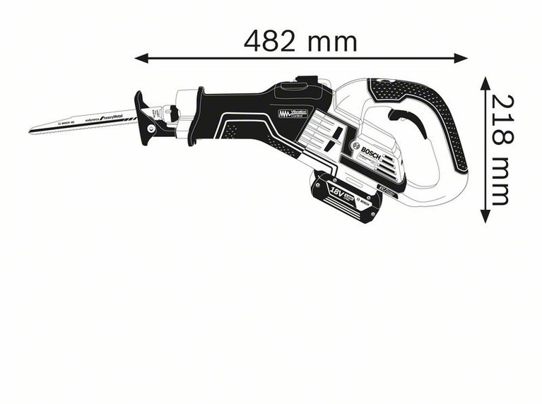 GSA 18V-32