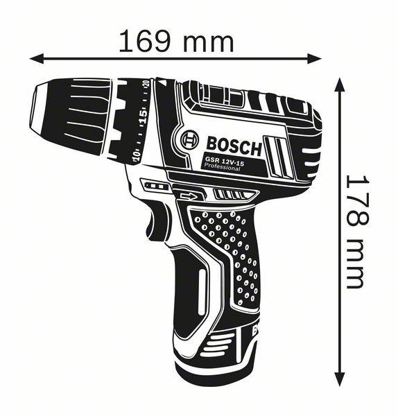 GSR 12V-15