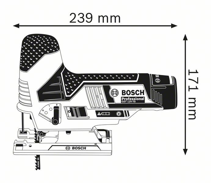 GST 12V-70