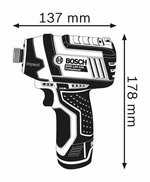 GDR 12V-105