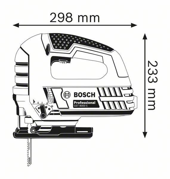 GST 8000 E