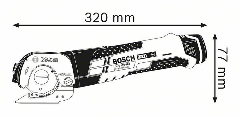 GUS 12V-300