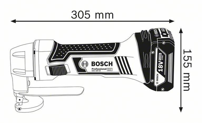 GSC 18V-16