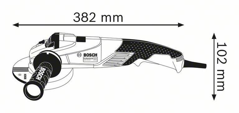 GWS 18-125 PL INOX