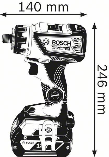 GSR 18V-60 FC