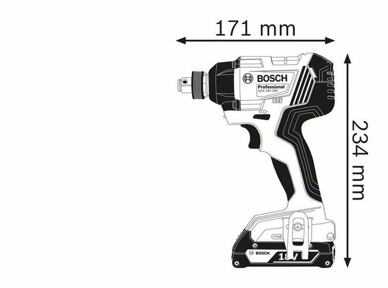 GDX 18V-180