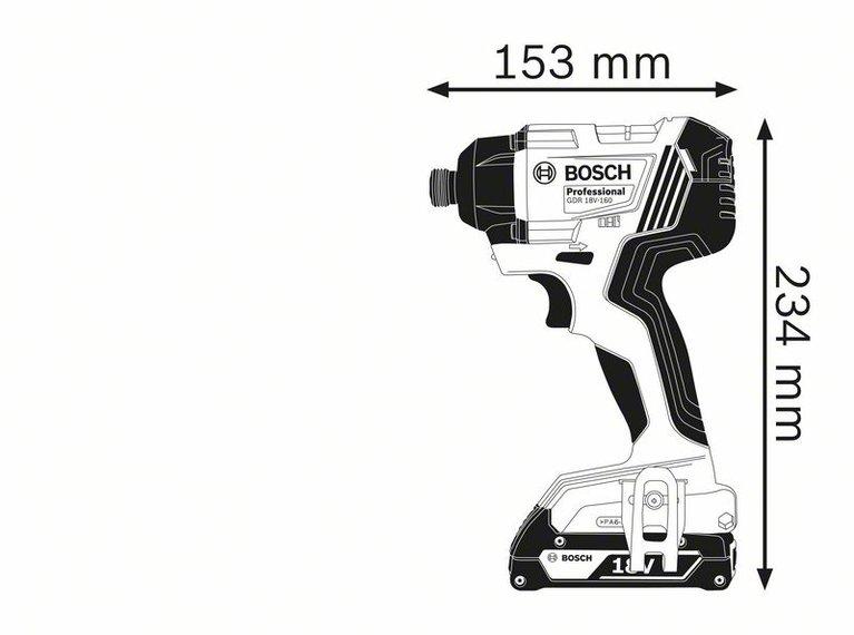 GDR 18V-160