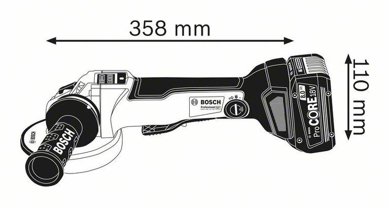 GWS 18V-10 PSC