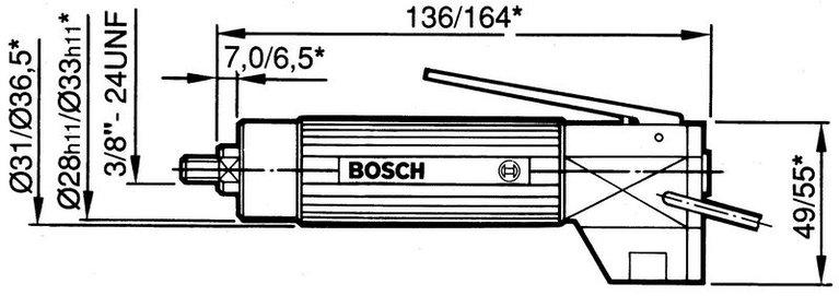 Bohrmaschine 120 Watt