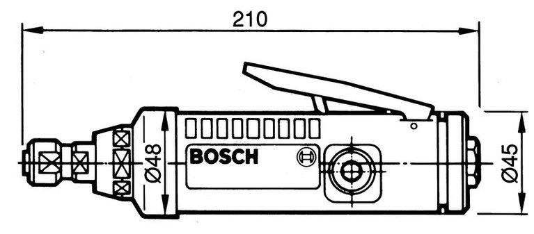 400-watt straight grinder