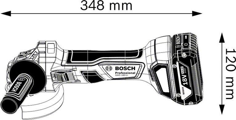 ბალგარკა ბატარეით Bosch ის ელემენტიანი ბალგარკა